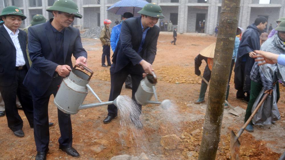Phát động Tết trồng cây Xuân Mậu Tuất 2018