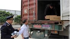Bắc Giang: Xuất khẩu hàng hóa đạt gần 17,5 triệu USD trong ngày đầu năm