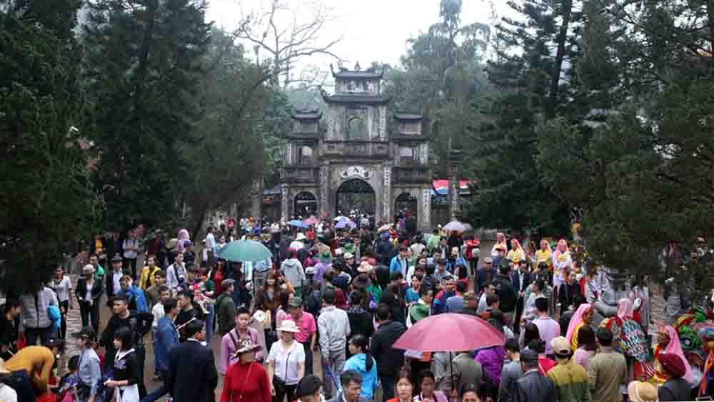 Khai hội, chùa Hương, tưng bừng, trẩy hội