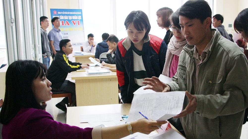 Sau Tết doanh nghiệp đăng ký tuyển dụng 5,7 nghìn lao động