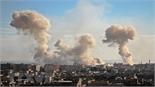 Nã tên lửa tại Syria, ít nhất 13 dân thường thiệt mạng