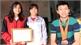 Hai gương mặt đoạt giải Nhì học sinh giỏi quốc gia