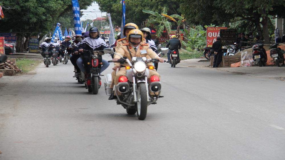 Tăng cường công tác bảo đảm trật tự an toàn giao thông