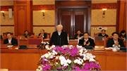 Ban Bí thư đánh giá kết quả tổ chức Tết Nguyên đán Mậu Tuất 2018