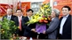 Bac Giang's leader encourages local enterprises on first working days of Lunar New Year