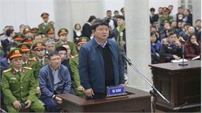 Ngày 19-3, xét xử bị cáo Đinh La Thăng trong việc góp vốn 800 tỷ đồng vào OceanBank