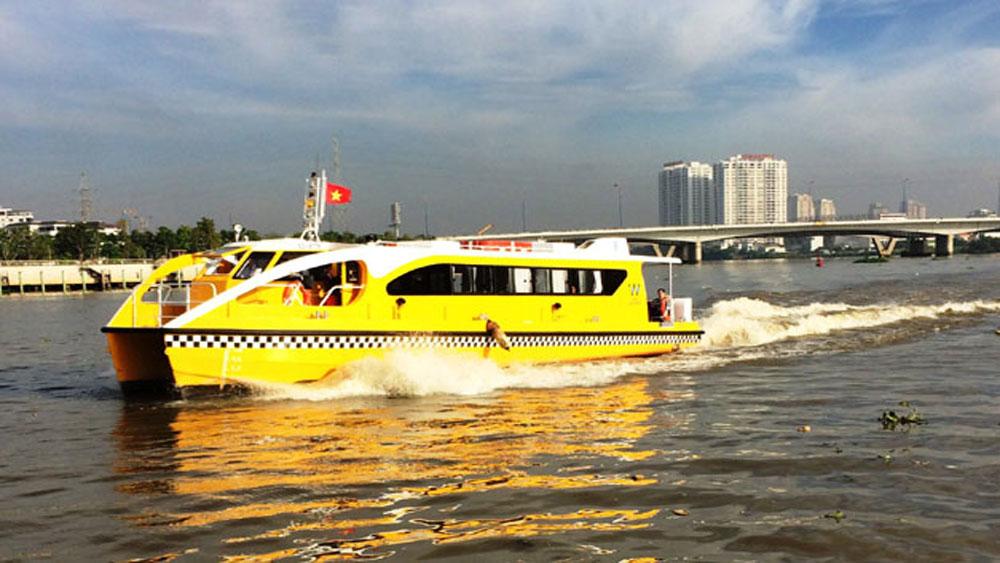 Du lịch đường thủy TP Hồ Chí Minh: Sẽ có nhiều đột phá