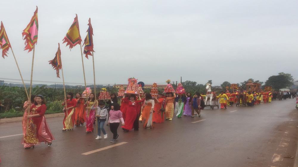 Lạng Giang kỷ niệm 591 năm Chiến thắng Cần Trạm - Hố Cát - Xương Giang