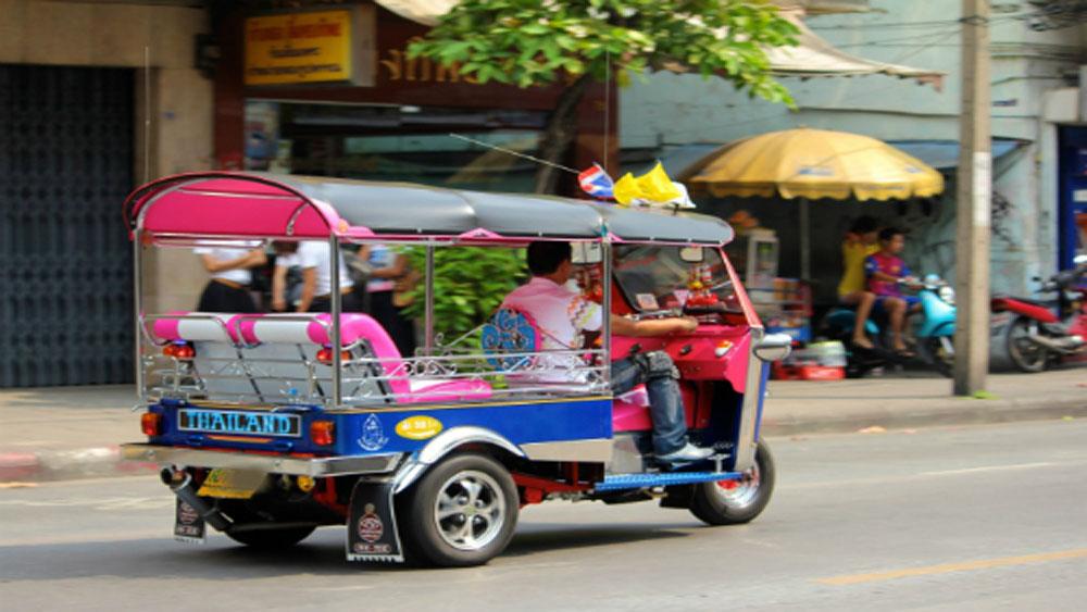 4 điều, tài xế, du lịch Bangkok