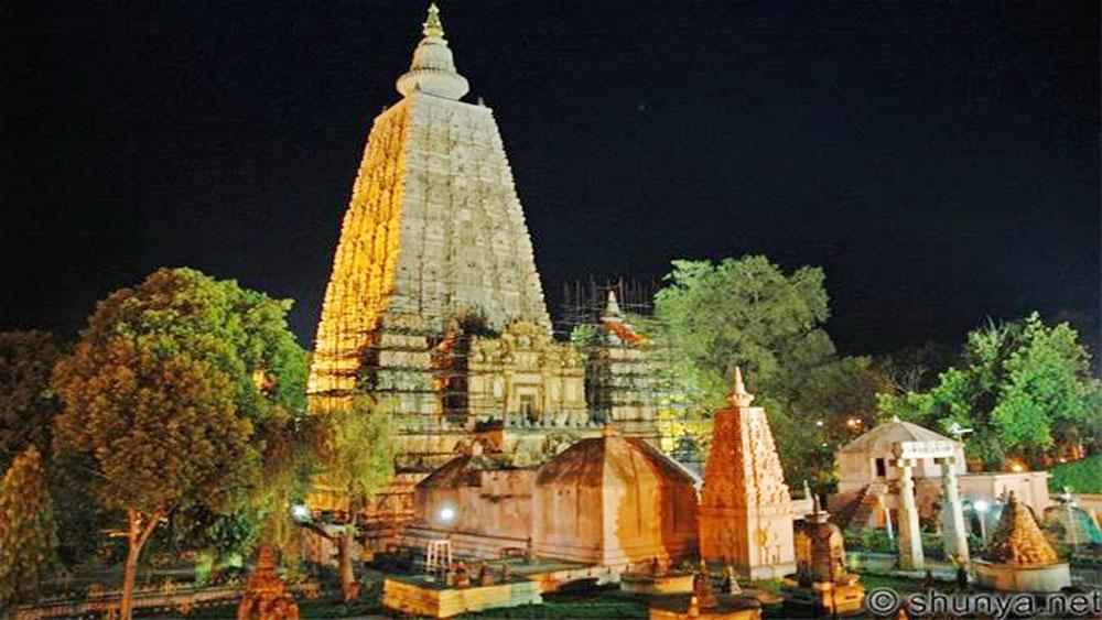 Đến Ấn Độ hành hương chiêm bái Bồ đề đạo tràng