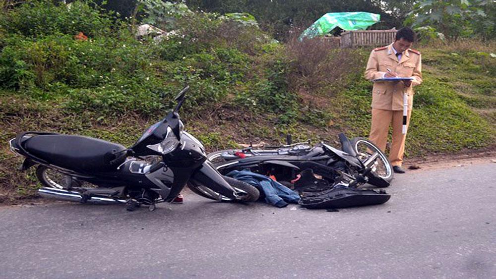 Tai nạn giao thông làm hai người tử vong