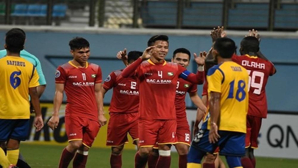 Sau U23, đến lượt hai câu lạc bộ của Việt Nam được AFC ca ngợi