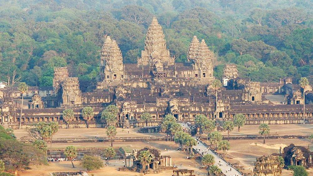 Campuchia - điểm đến ấn tượng với du khách quốc tế