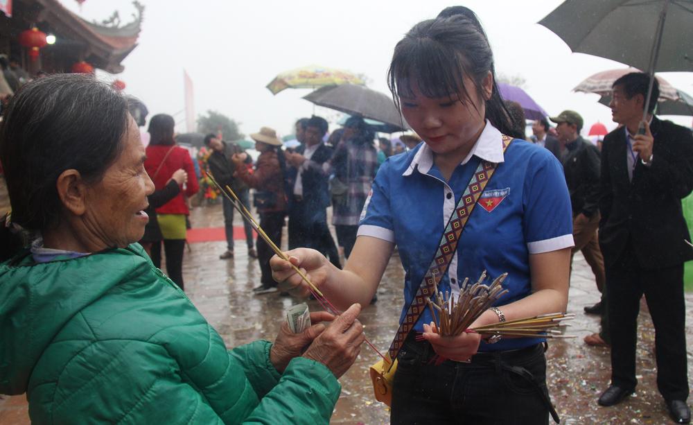 Bắc Giang, khai hội xuân Tây Yên Tử, phát động, Tết trồng cây