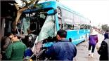 """""""Hung thần"""" container gây hai vụ tai nạn nghiêm trọng trên quốc lộ 1A"""