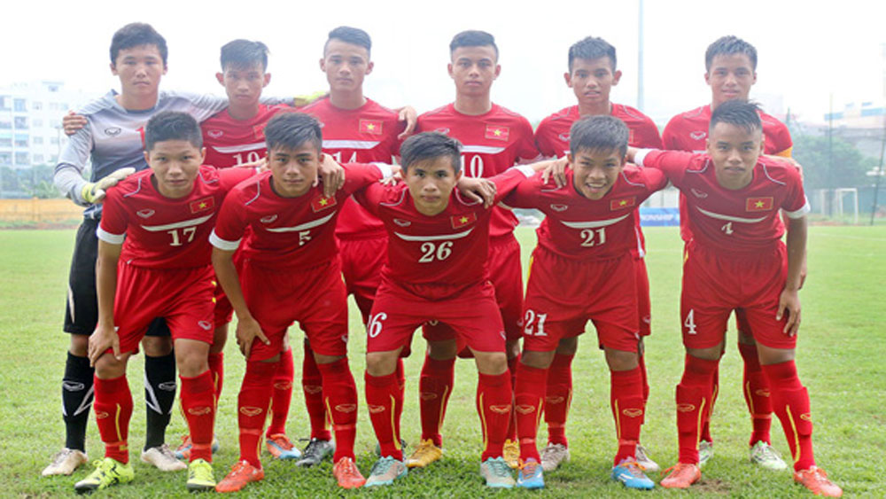 brand new b8284 dc500 Vietnam U16s to play int'l friendly tournament in Japan