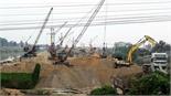 Bắc Giang: Hết thời hạn, nhiều bãi cát, sỏi ven sông chưa di dời