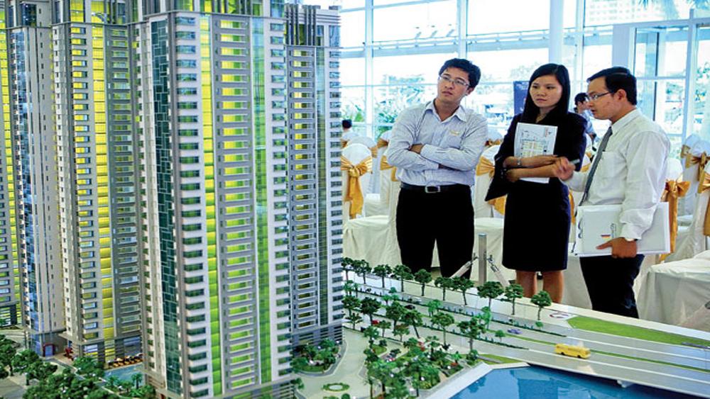 Kinh doanh bất động sản hút thêm hơn 312 triệu USD vốn FDI