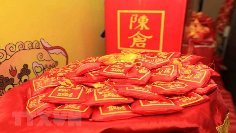 Hà Nam chuẩn bị 18 vạn túi lương cho lễ hội phát lương Đức Thánh Trần