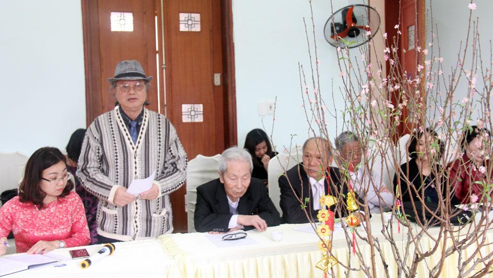 Hội Văn học nghệ thuật Bắc Giang tổ chức Ngày thơ Việt Nam lần thứ XVI