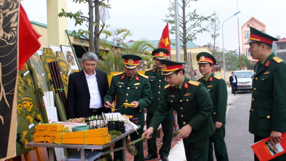 Lực lượng vũ trang huyện Yên Dũng: Huấn luyện đồng bộ kết hợp với chuyên sâu, sát từng đối tượng