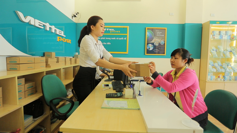 Viettel Post: Ra mắt dịch vụ phục vụ khách hàng thương mại điện tử