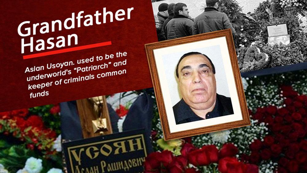 Aslan Usoyan- trùm mafia  khét tiếng nhất nước Nga bị sát hại như thế nào?