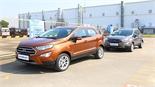 Ford Ecosport 2018 có giá bán từ 545 triệu đồng