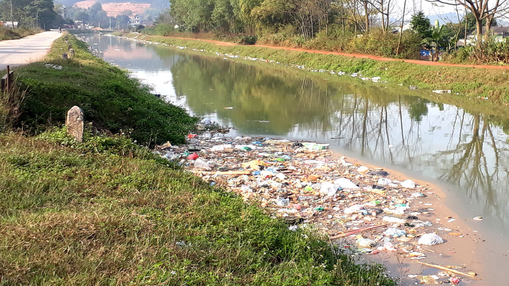 Khẩn trương xử lý các điểm rác thải tồn lưu