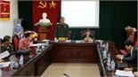 Đại biểu Quốc hội góp ý vào dự thảo Luật Quốc phòng (sửa đổi) và Luật An ninh mạng