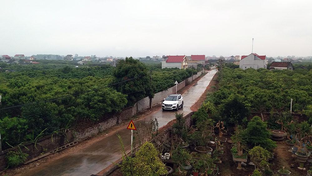 Thôn Bồng 1: Dân vận khéo xây dựng nông thôn mới