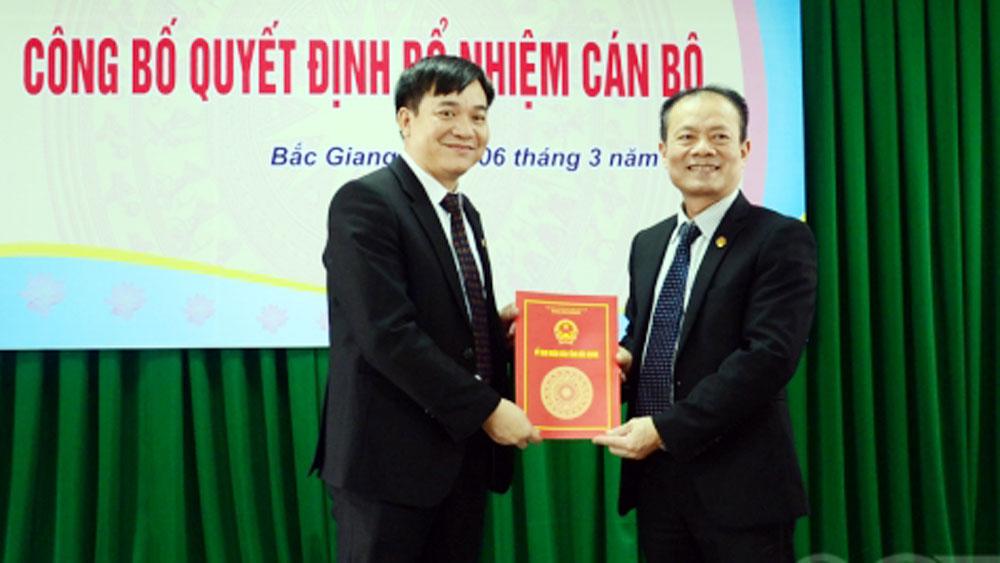 Đồng chí Tạ Văn Dương giữ chức Giám đốc Đài PT- TH tỉnh