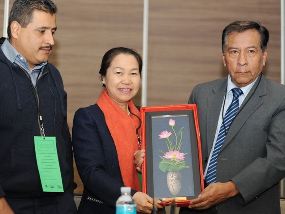 Việt Nam, tham dự, Đại hội Công đoàn giáo dục quốc tế, Mexico