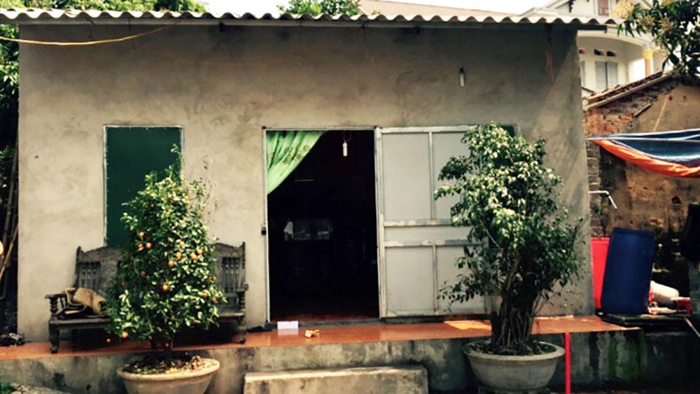 Gia đình cháu Nguyễn Thị Mai Linh đã được hỗ trợ