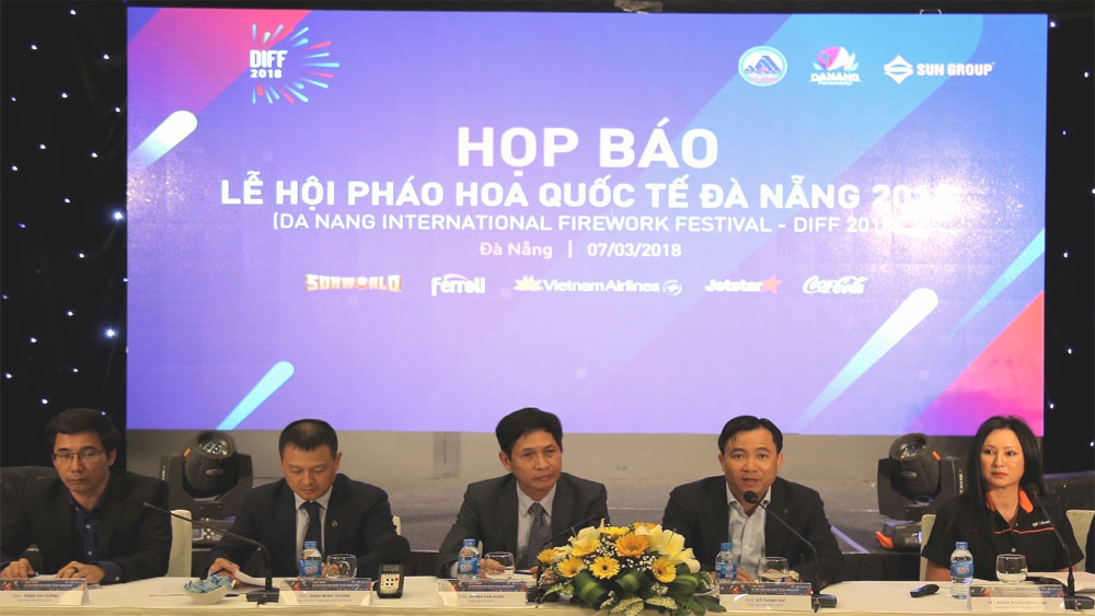 Nhiều điểm mới hấp dẫn trong Lễ hội pháo hoa quốc tế Đà Nẵng 2018