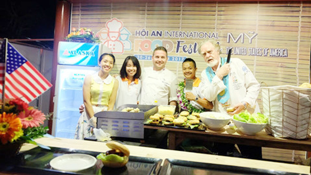 Hoi An International Food Festival to feature 12 famous chefs