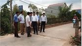 Quy hoạch chợ, khu dân cư và hạ tầng giao thông xã Đồng Cốc