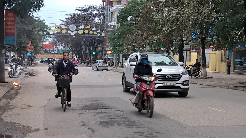 Bắc Giang: Trời ấm dần từ ngày 10-3