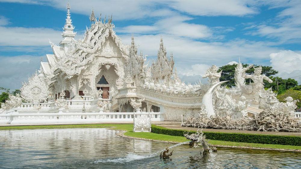 Đến thăm Chiang Mai, Chieng Rai, bông hồng, phương Bắc, Thái Lan