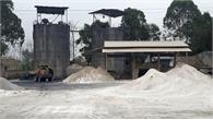Sản xuất vôi gây ô nhiễm môi trường ở Hương Vĩ: Không thể xử lý nửa vời