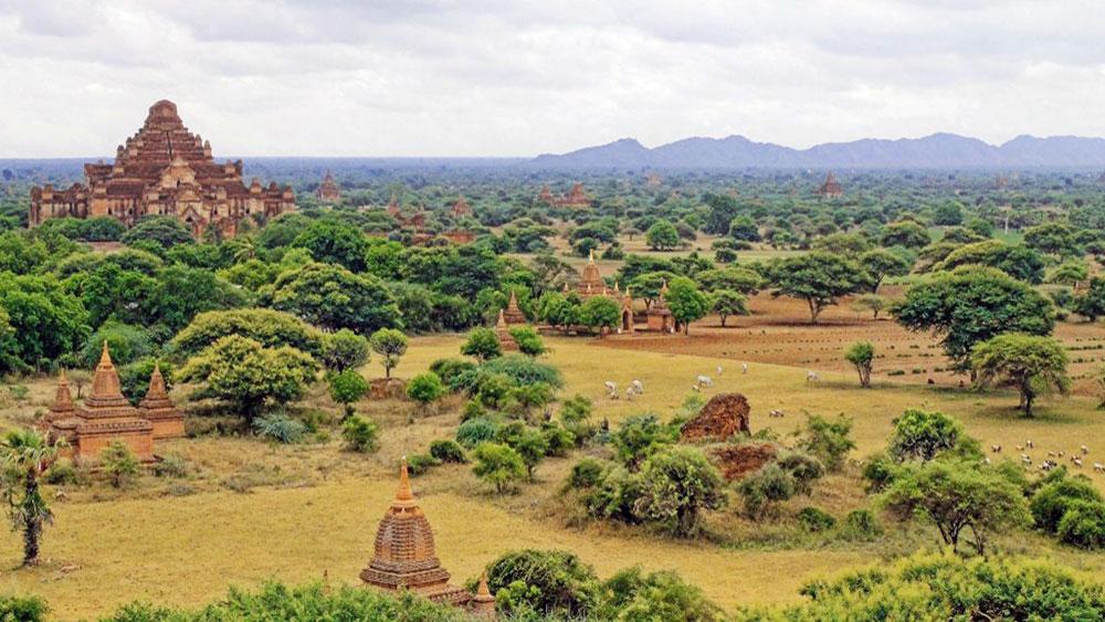 5 ngôi đền độc đáo  ở châu Á