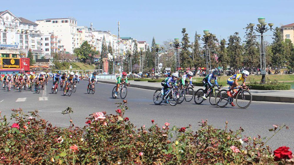 Binh Duong province, int'l women's cycling tournament, Biwase Cup 2018, nine-day tournament, total cash prizes, yellow jersey winner, foreign cycling teams, national cycling tournaments