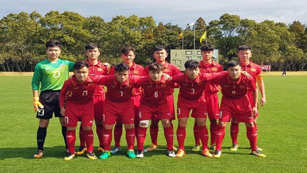 Vietnam's U16 team defeats Laos at regional tournament