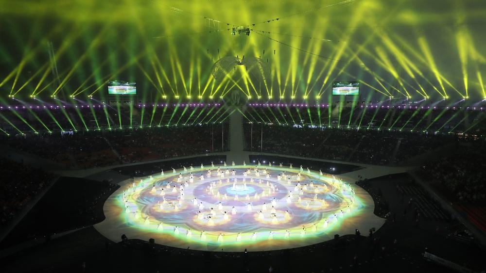 Lễ khai mạc Paralympic PyeongChang 2018 tôn vinh nhiệt huyết của con người