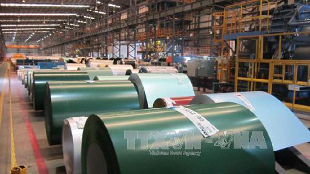Bộ Công Thương: Thép, nhôm Việt Nam không gây thiệt hại doanh nghiệp Mỹ