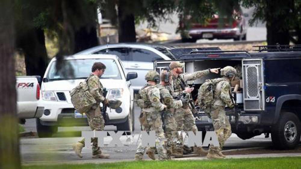 Toàn bộ con tin và nghi phạm vụ tấn công khu nhà cựu quân nhân ở California đã thiệt mạng