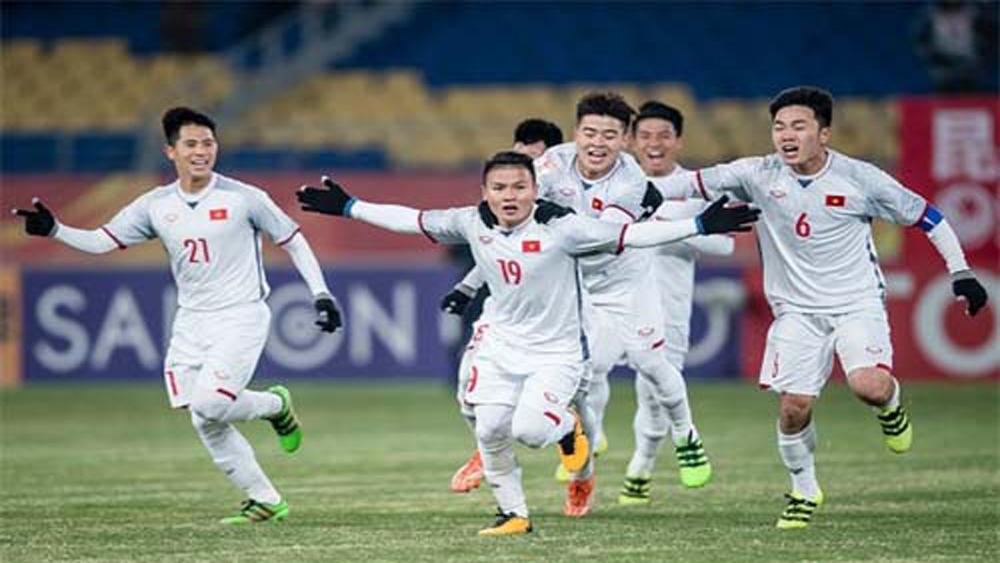 Văn Quyết, cầu thủ, U23 Việt Nam, áp lực lớn, V-League'