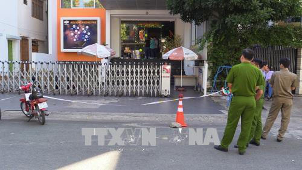 Bắt được nghi phạm giết người tại Công ty Viễn thông FPT chi nhánh Bình Dương