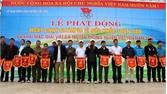 Ngày chạy Olympic vì sức khỏe toàn dân huyện Việt Yên năm 2018