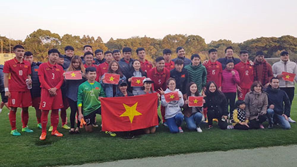 Việt Nam vào chung kết giải U16 quốc tế Nhật Bản